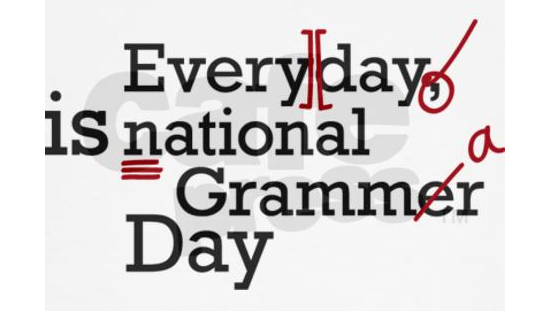 national-grammar-day